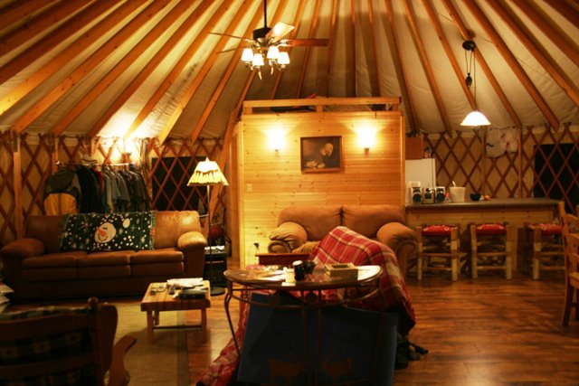 Blue Mountain Yurts Australia